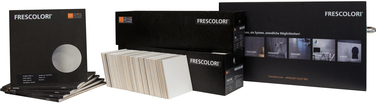 FRESCOLORI_Musterkoffer