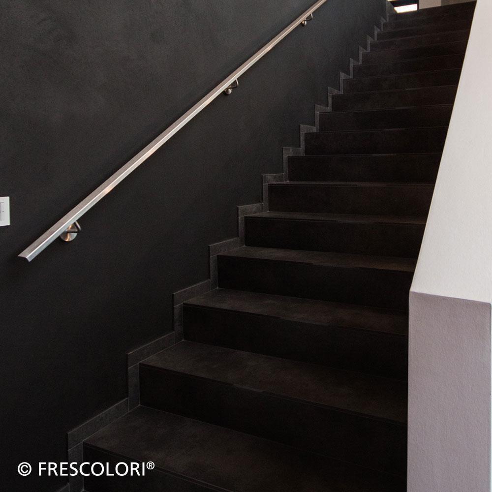CARAMOR® im Treppenaufgang